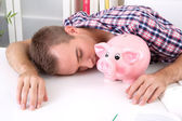 Pay tuition fees — Stock Photo