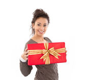 Time for presents — Stock Photo