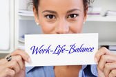 Work Life Balance — Stock Photo