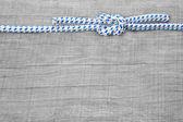 Knots nautical background — Photo