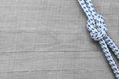 Knots nautical background — Stockfoto