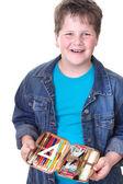 Niño feliz — Foto de Stock