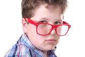 Smart boy — Stockfoto
