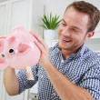 Mholds piggy bank — Stock Photo #35739079