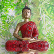 Buddha figurine — Stock Photo #37425581