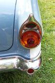 Klasické auto reflektor — Stock fotografie