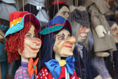 Marionette puppets — Стоковое фото