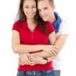 Couple embracing — Stock Photo #37451911