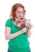 Lovesick woman — Foto de Stock