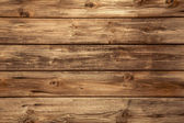 Empty natural brown wooden background. — Stockfoto
