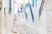 Traditional architecture on the Cyclades in Greece. — Stock Photo