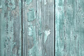 Turquoise or mint green wooden old patterned background in vinta — Stockfoto