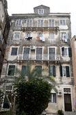 Old town of Corfu, Greece — Stock Photo