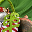 Christmas decoration — Stock Photo #35209723