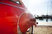 Classic car detail — Stock Photo