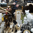 Flea market in Berlin, Germany — Stock Photo