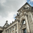 Detail of Reichstag, Berlin, Germany — Stock Photo