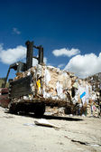 Recycle industry — Stock Photo