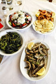 Traditional Greek food — Stok fotoğraf