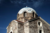 Orthodox church in Athens, Greece — Stock Photo