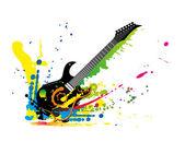 Guitar1708a — Zdjęcie stockowe
