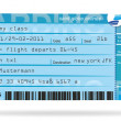 Ticket — Foto Stock