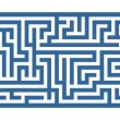 Labyrinth — Stock Vector