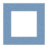 Labyrint — Stock vektor