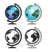 Globe — Stockfoto