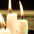 Candles — Stock Photo #38839347