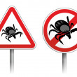 Ticks — Stock Photo
