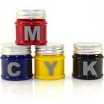 CMYK — Stock Photo