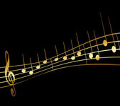 Muzyka — Zdjęcie stockowe