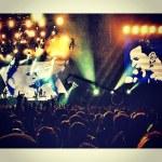 Постер, плакат: Depeche Mode concert at RockWerchter music festival Werchter Belgium 2013