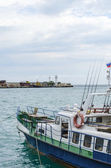 Crimea Yalta sea travel — Stockfoto