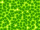 Células vegetais verde abstraem base — Fotografia Stock