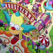 Постер, плакат: Krustyland The Simpsons