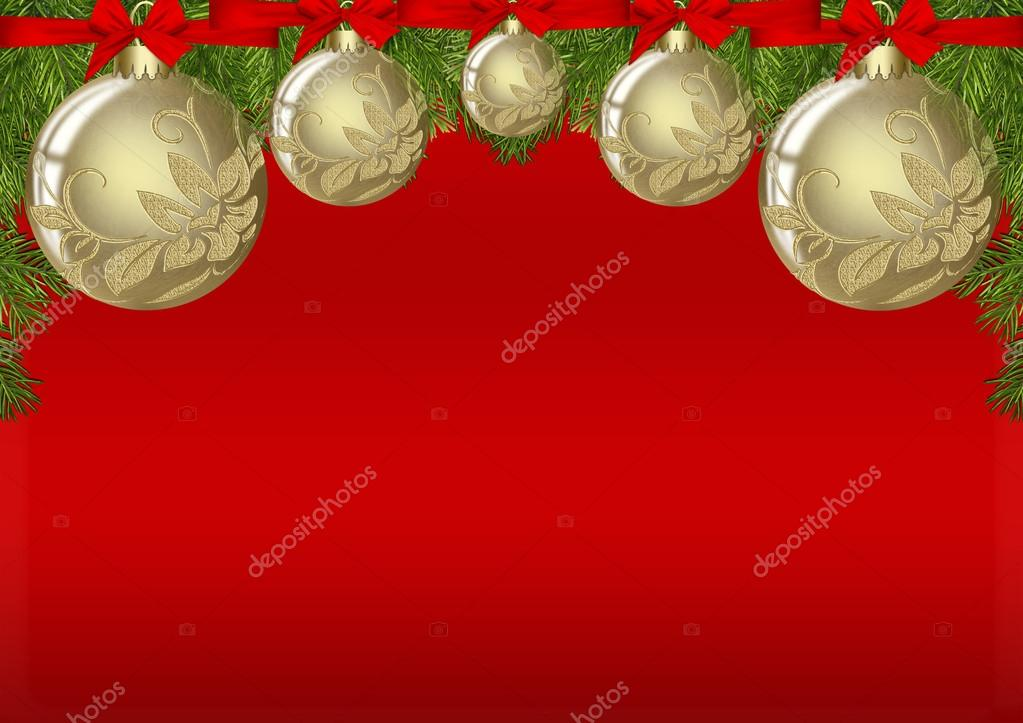 White And Red Christmas Background Red Christmas Background