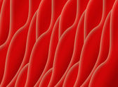 Red ripple texture background — Stock Photo