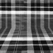 Black&white loincloth fabric background — Stock Photo