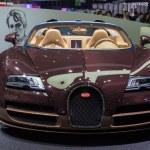 Постер, плакат: Geneva Motor Show: Bugatti Veyron