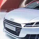 Постер, плакат: Geneva Motor Show: Audi TT 2 0 quattro