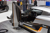 Geneva Motor Show: KOENIGSEGG One:1 — Photo