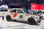 Geneva Motor Show: Rally Car by Joginder Motors — Foto de Stock