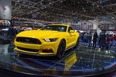 Geneva Motor Show: FORD Mustang — Stock Photo