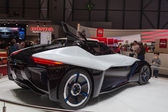 Geneva Motor Show: NISSAN BladeGlider — Stock Photo