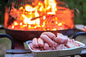 Italian BBQ — Stock Photo