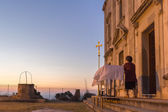 Mass in Sicily — Stock Photo