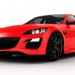 Super car — Stockfoto