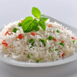 vege rice — Stock Photo